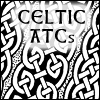 Celtic ATCs - Artist Trading Cards