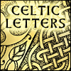 Celtic Letters/Alphabet Gallery