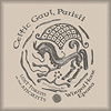 Celtic Coin Series - Celtic Victory in Chariot Coin - Fine Art Print