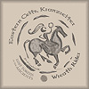 Celtic Coin Series - Celtic Wreath Rider - Horse - Fine Art Print